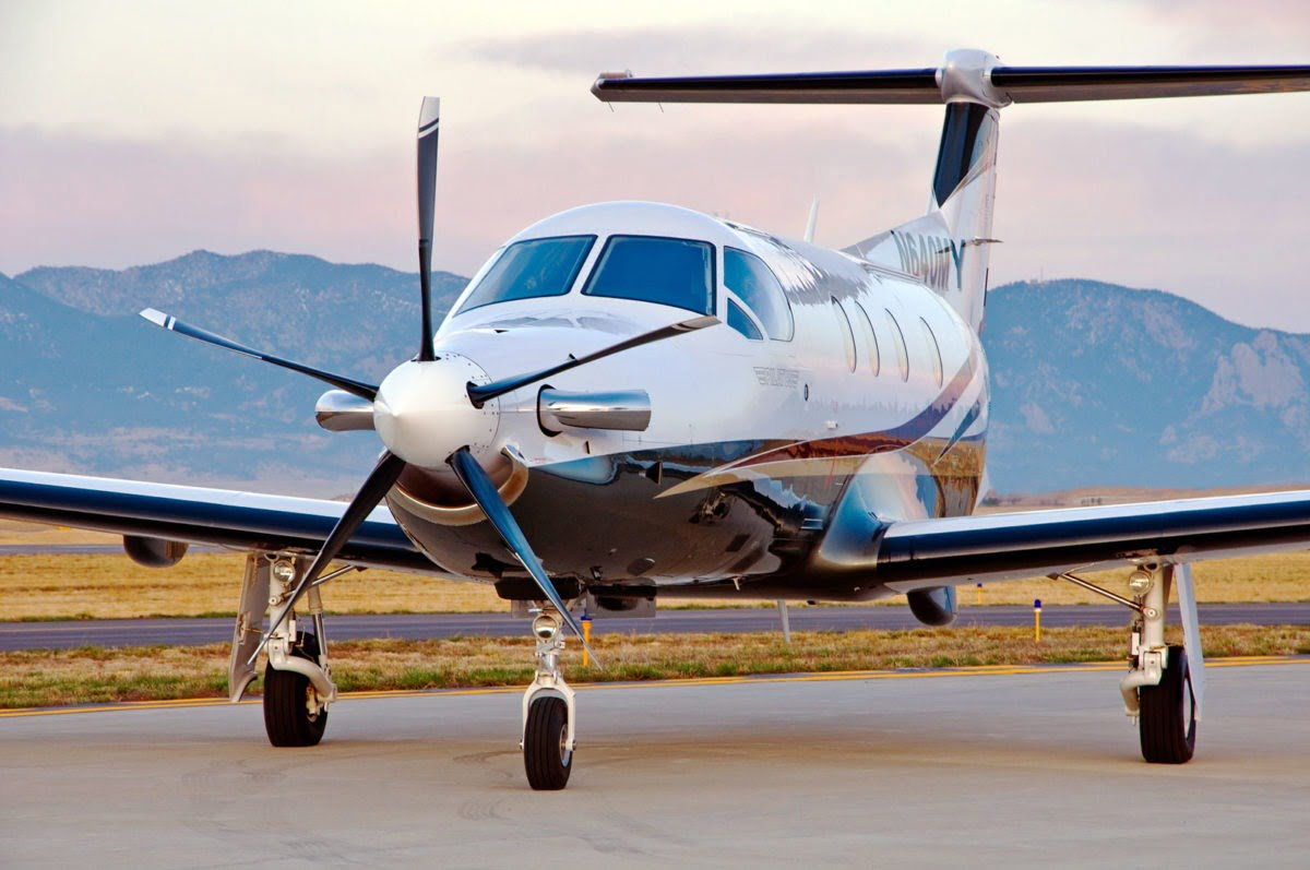 Pilatus PC-12 Variations